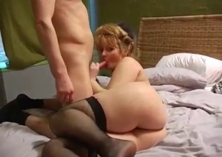 Fucking my lustful mother in her favorite poses