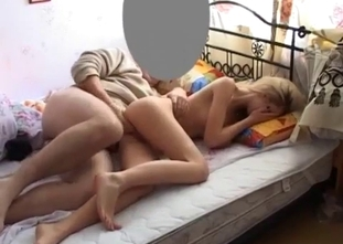 Insane dad impaled his innocent young daughter